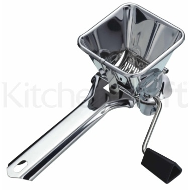 Kitchen Craft Stainless Steel Herb Mill / Mint Cutter