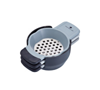 MasterClass Smart Space Compact Grater / Zester Set