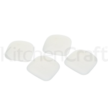 KitchenCraft Anti-Scratch Nylon Pan Scrapers