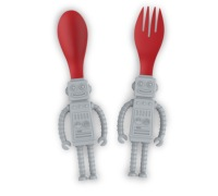 Fred Yum Bots Children's Cutlery