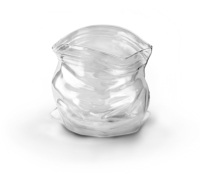 Fred Unzipped Glass Jar