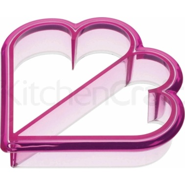 Let's Make Heart Shaped Sandwich Cutter