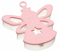 Let's Make Fairy 3D Cookie Cutter
