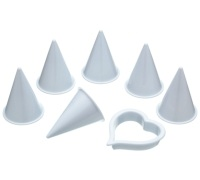 Sweetly Does It Set of 6 Calla Lily Fondant Moulds