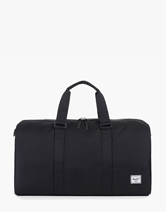 Herschel Supply Co. Ravine Duffel Bag - Black/Black