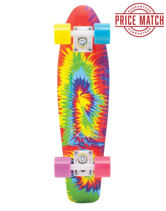 "Penny Skateboards Woodstock Cruiser - 22"" - Tie Dye"