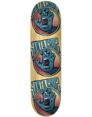 Santa Cruz Screaming Tag Team Deck - 7.6