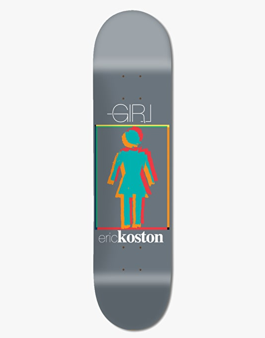 Girl Koston Modern OG Pro Deck - 8.25""
