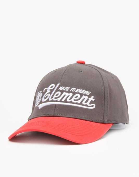 Element Signature Flexfit Cap - Charcoal