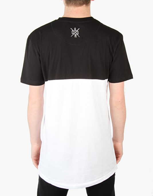 AONO Capsule T-Shirt - Black/White