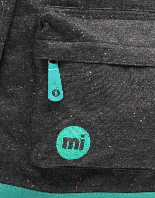 Mi-Pac Jersey Backpack - Black