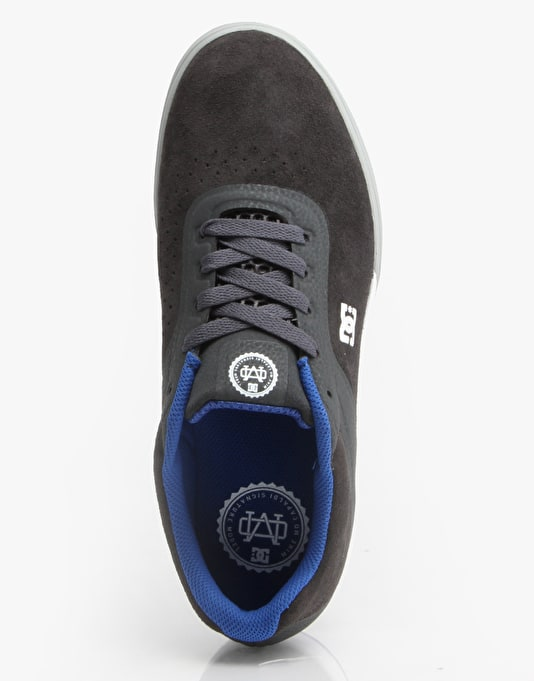 DC Mike Mo Capaldi S Skate Shoes - Pirate Black/Dark Shadow