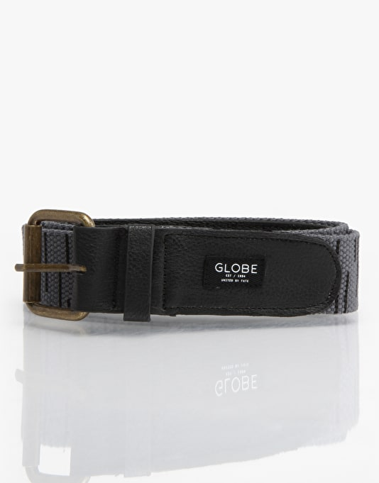 Globe Preston Belt - Black Rain