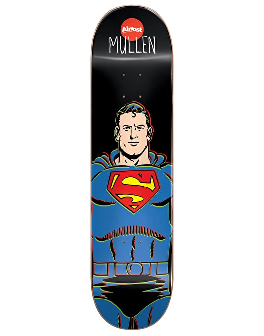Almost x DC Comics Mullen Superman Pro Deck - 8""