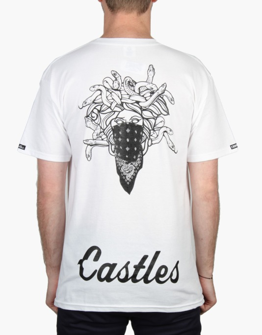 Crooks & Castles Crooks Essential T-Shirt - White