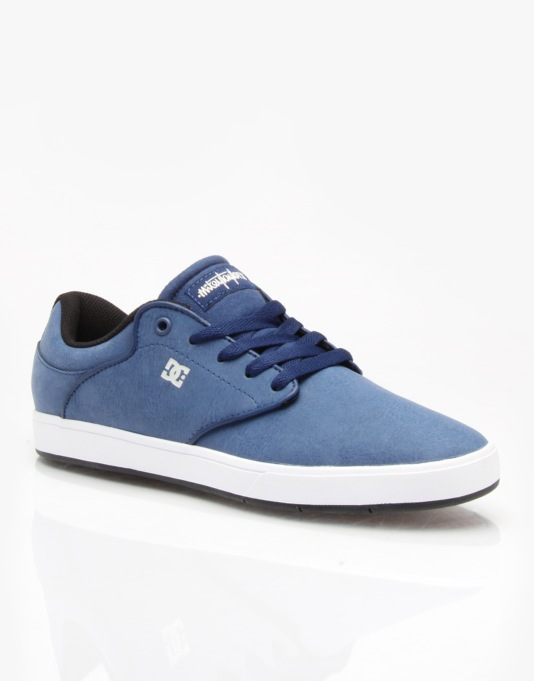 DC Mikey Taylor S Skate Shoes - Blue
