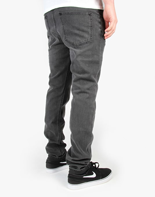 WeSC Eddy Denim Jeans - Clean Ash