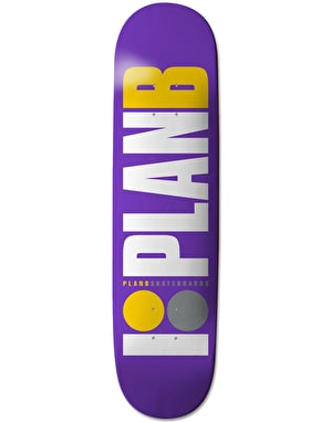 Plan B OG Team Deck - 8.375