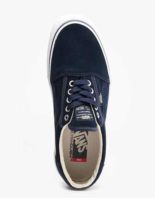 Vans Rowley Solos Pro Skate Shoes - Dress Blue
