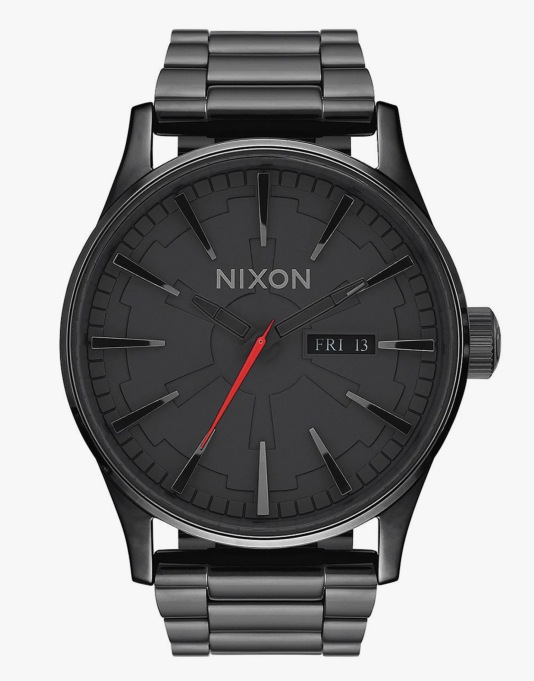 Nixon x Star Wars Sentry SS Watch - Vader Black
