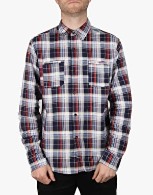 Bellfield Brunswick Shirt - Blue