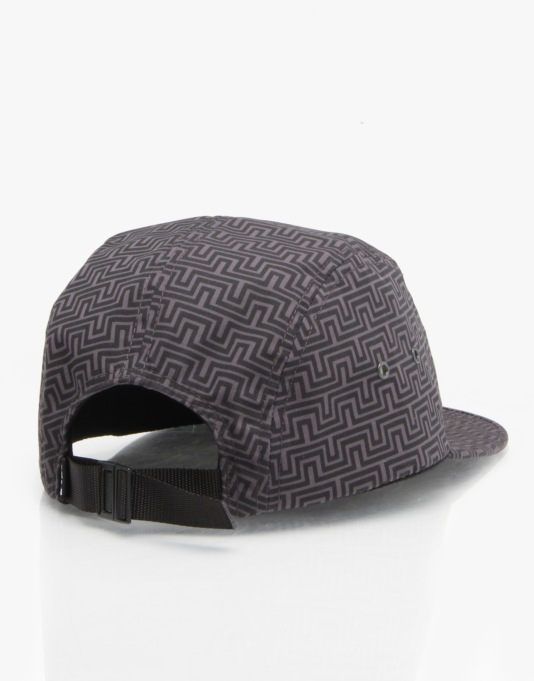 Acapulco Gold Dolos Camp Cap - Black