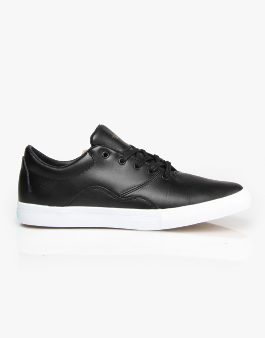 Diamond Supply Co. Lafayette Skate Shoes - Black