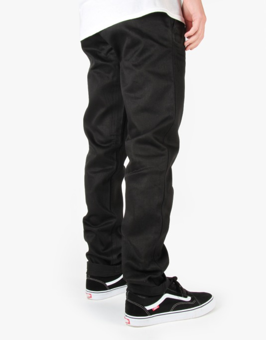 DC x Ben Davis Straight Pants - Black