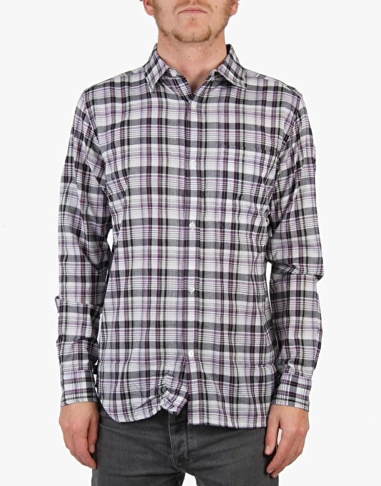 Fourstar Seymour L/S Shirt - Purple