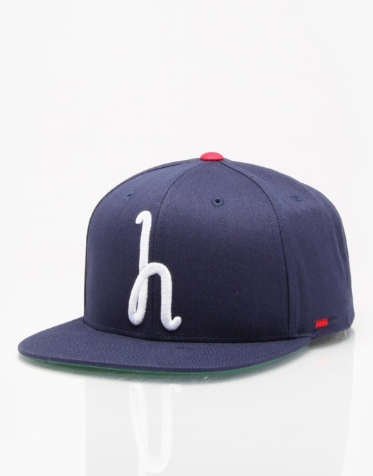 Herschel Supply Co. Toby Snapback Cap - Navy