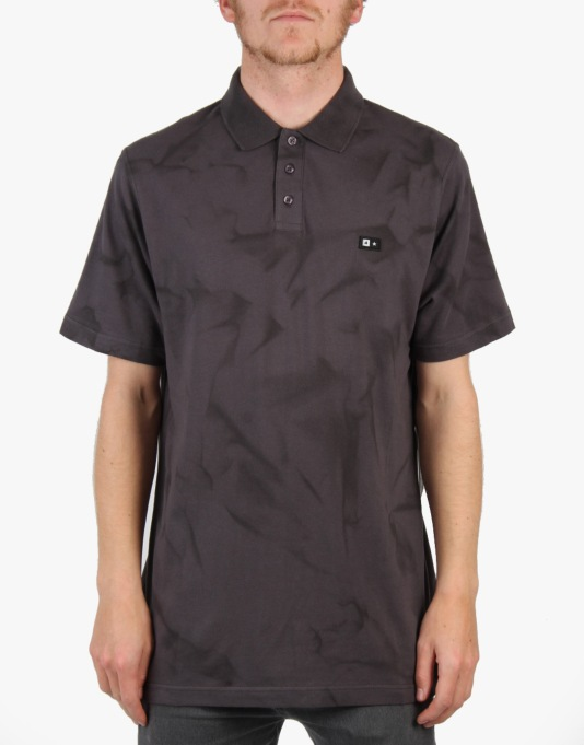 Fourstar Alder Polo Shirt - Grey