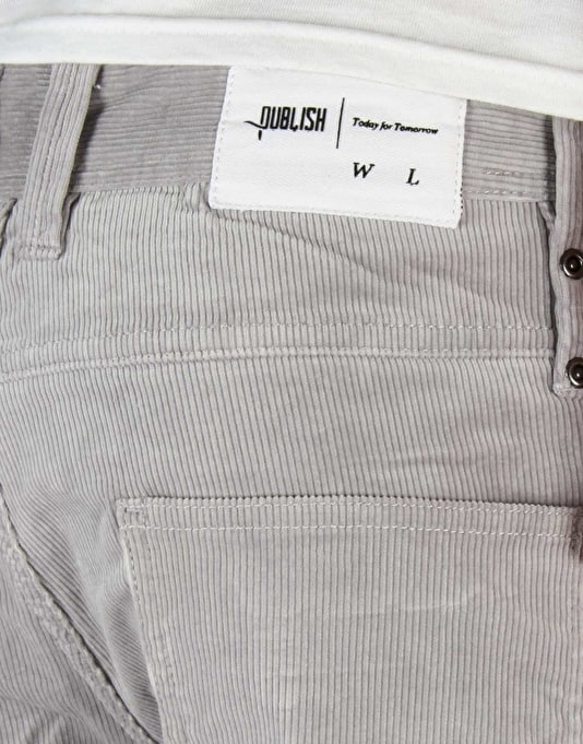 Publish Maxton Trousers - Grey