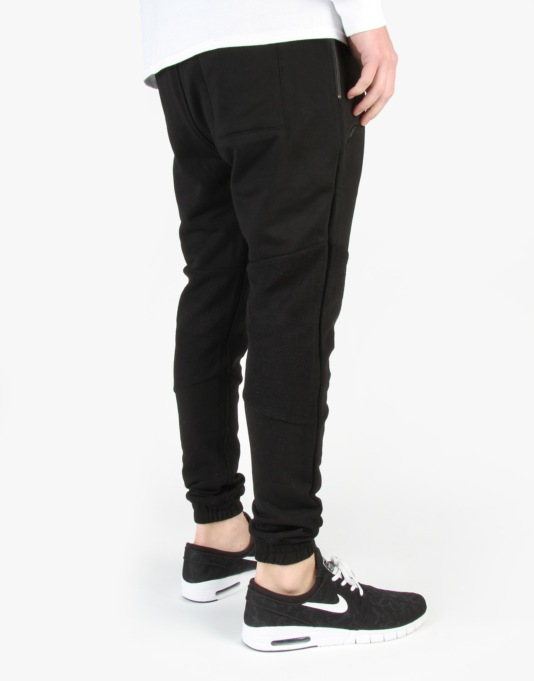 Publish Garner Joggers - Black