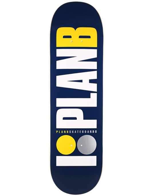Plan B OG Team Deck - 8.75""