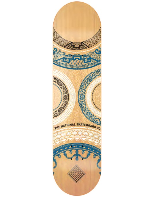 The National Skateboard Co. Halo Two Team Deck - 8.125""