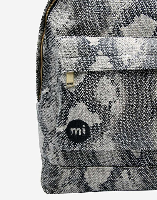 Mi-Pac Rattlesnake Backpack - Black/Grey