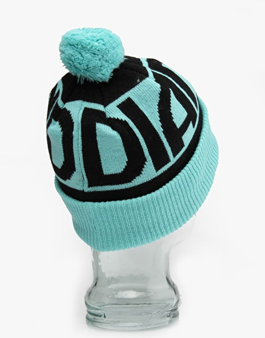 Diamond Supply Co. Caroline Beanie - Diamond Blue