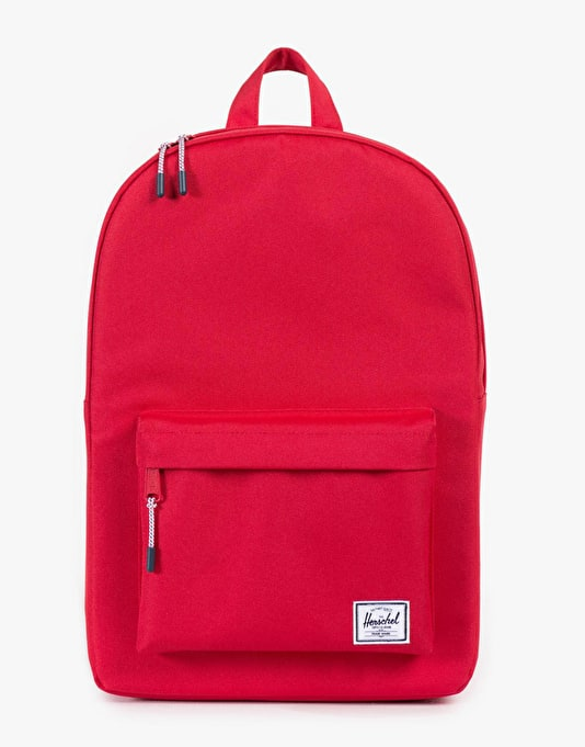 Herschel Supply Co. Classic Mid Volume Backpack - Red