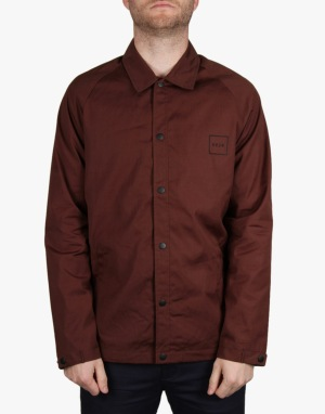 Kr3w Buttermaker Jacket - Oxblood