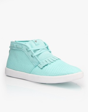 Diamond Supply Co. Jasper Skate Shoes - Diamond Blue