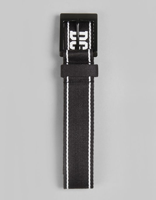 DC RD Lights Out Web Belt - Black