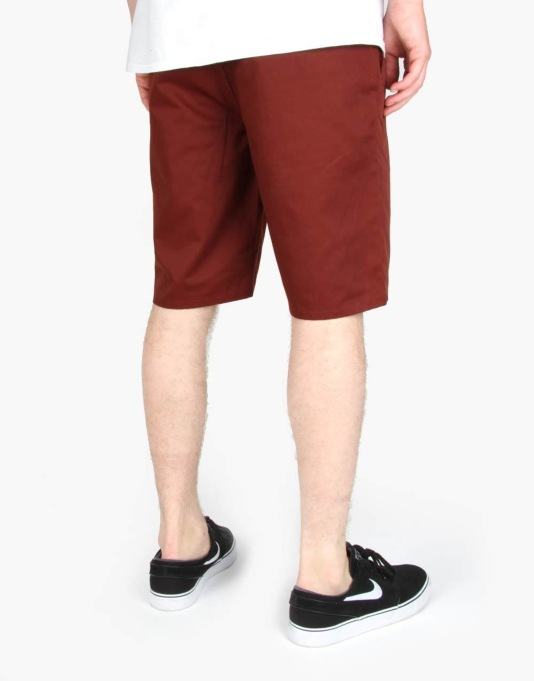 Element Howland WK Shorts - Tobacco