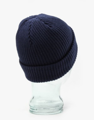 The Hundreds Crisp 2 Cuff Beanie - Navy