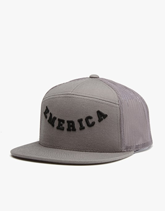 Emerica Pryor Trucker Cap - Stone