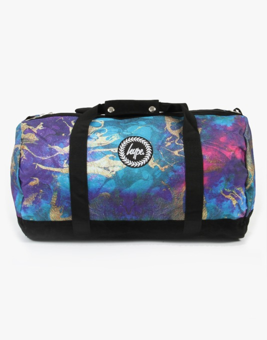 Hype Silk Duffel Bag - Multi