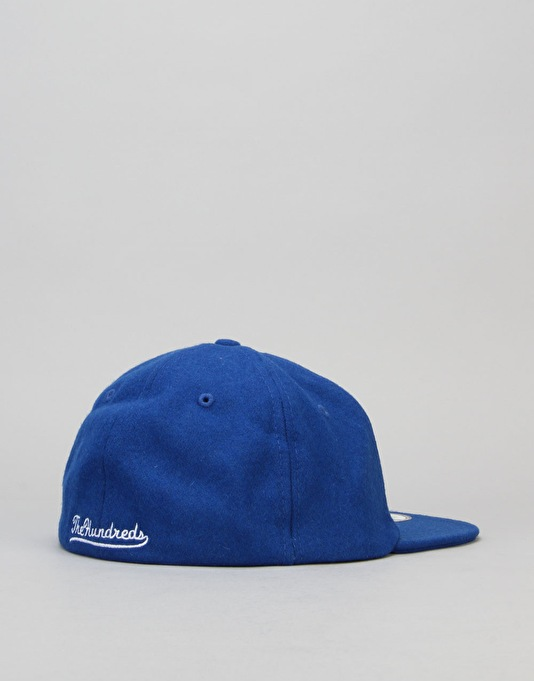 The Hundreds x New Era Classic 19Twenty Fitted Cap - Blue