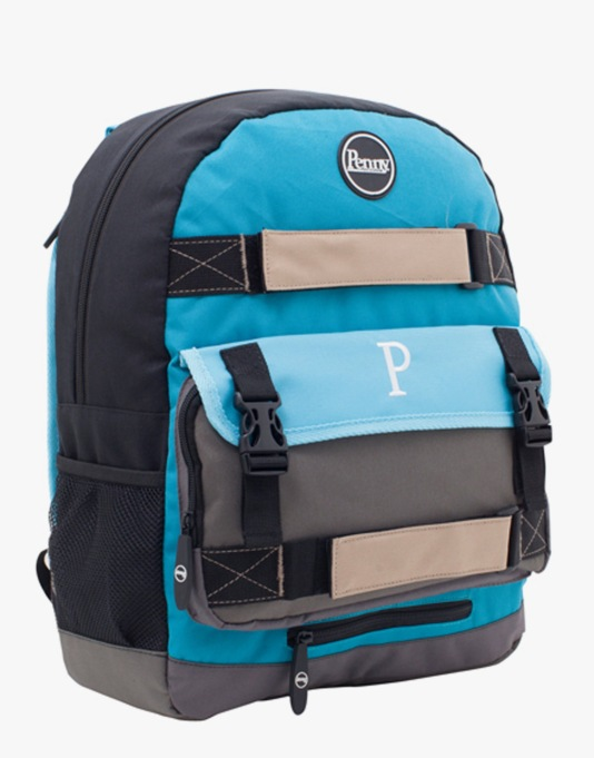 Penny Pouch Skatepack - Blue