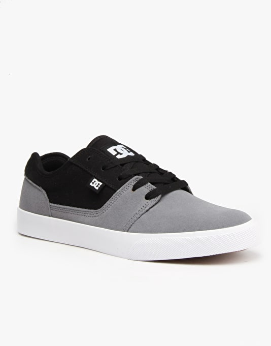 DC Tonik Skate Shoes - Grey/Grey/Grey