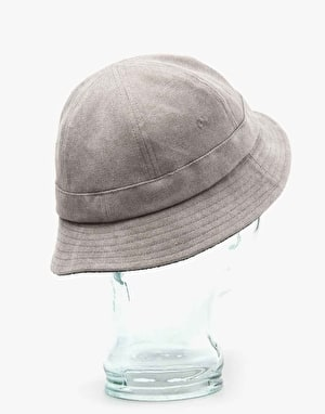 Brixton Banks Bucket Hat - Navy/Grey