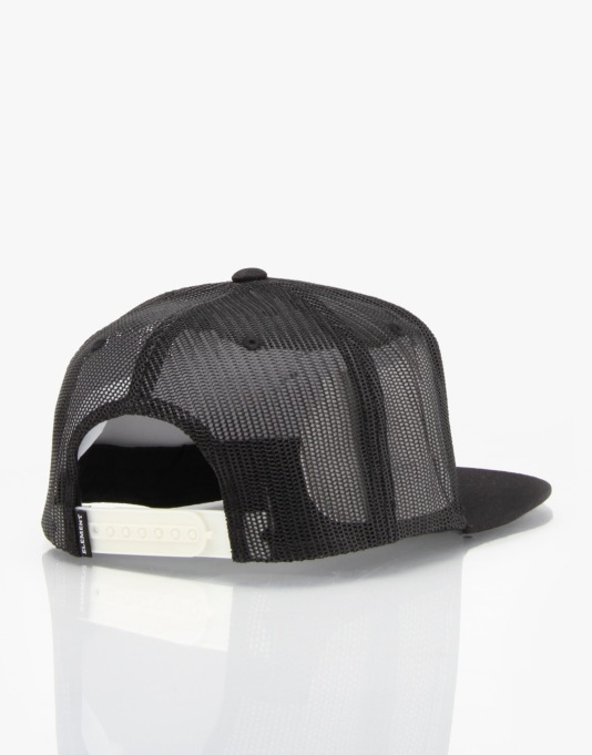 Element Protect Trucker Cap - Black